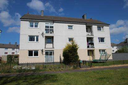 2 Bedrooms Flat for sale in Dunphail Drive, Glasgow, Lanarkshire