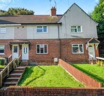 2 Bedrooms Terraced House for sale in Meadow Road, Dudley, West Midlands