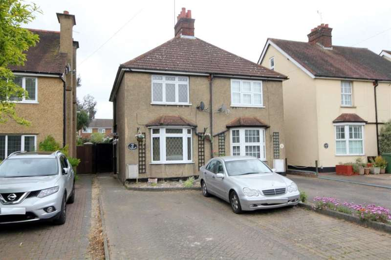 3 Bedrooms Semi Detached House for sale in WELL PRESENTED 3 BED SEMI IN Belswains Lane, HP3