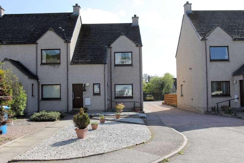 1 Bedroom Flat for sale in 4 Windsor Court, Nairn, IV12 4HS