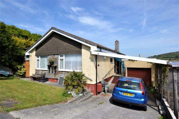 2 Bedrooms Bungalow for sale in Parsons Green, Kelly Bray, Callington, Cornwall