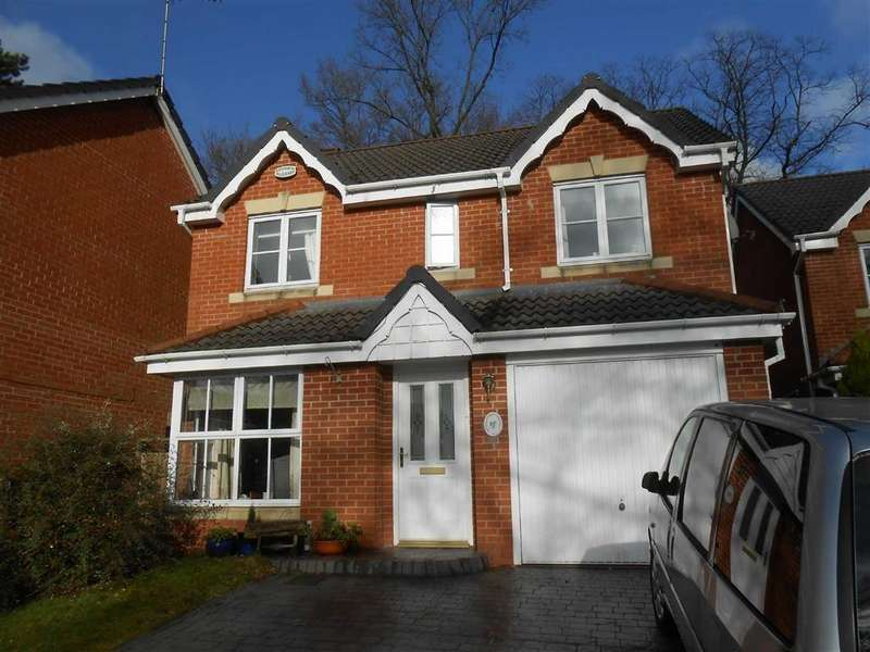 4 Bedrooms Detached House for sale in The Oaks, Bloxwich, Walsall