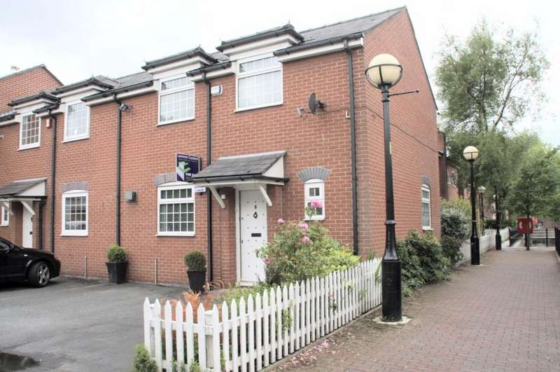 2 Bedrooms Semi Detached House for sale in Merchants Quay, Salford Quays, Salford, M50
