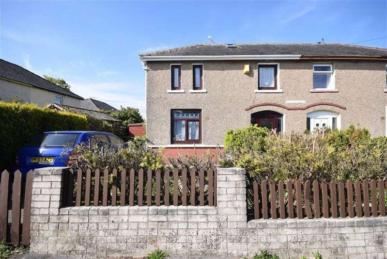 3 Bedrooms Semi Detached House for sale in Deerstone Road, Nelson, Lancashire