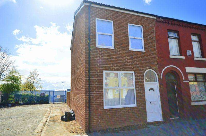 2 Bedrooms Terraced House for sale in Mill Street, Liverpool