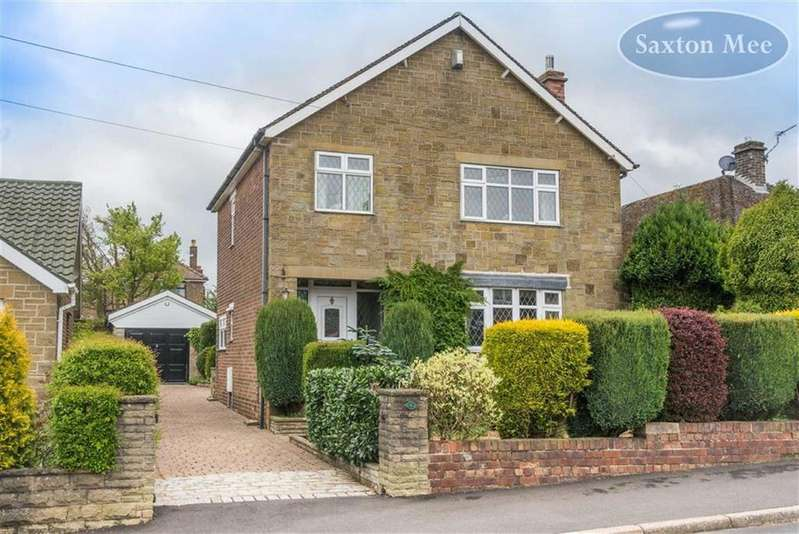 3 Bedrooms Detached House for sale in Ralph Ellis Drive, Stocksbridge, Sheffield, S36