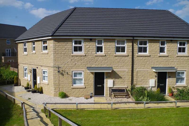 2 Bedrooms Apartment Flat for sale in Cask Court, Ovenden Wood, Halifax HX2