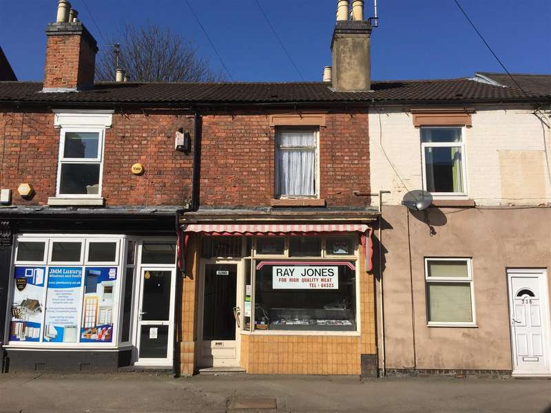 Property for sale in Uxbridge Street, Burton-On-Trent