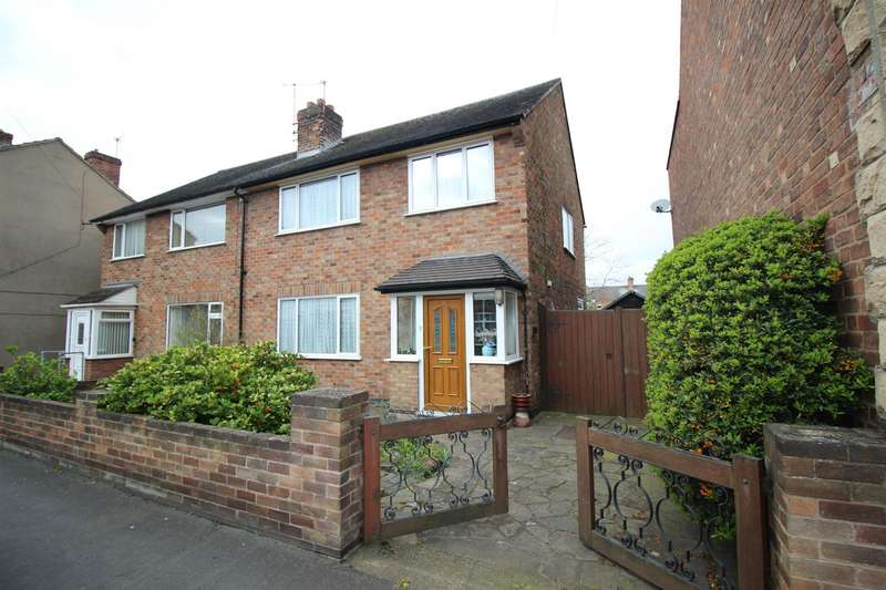 3 Bedrooms Property for sale in Stafford Street, Burton-On-Trent