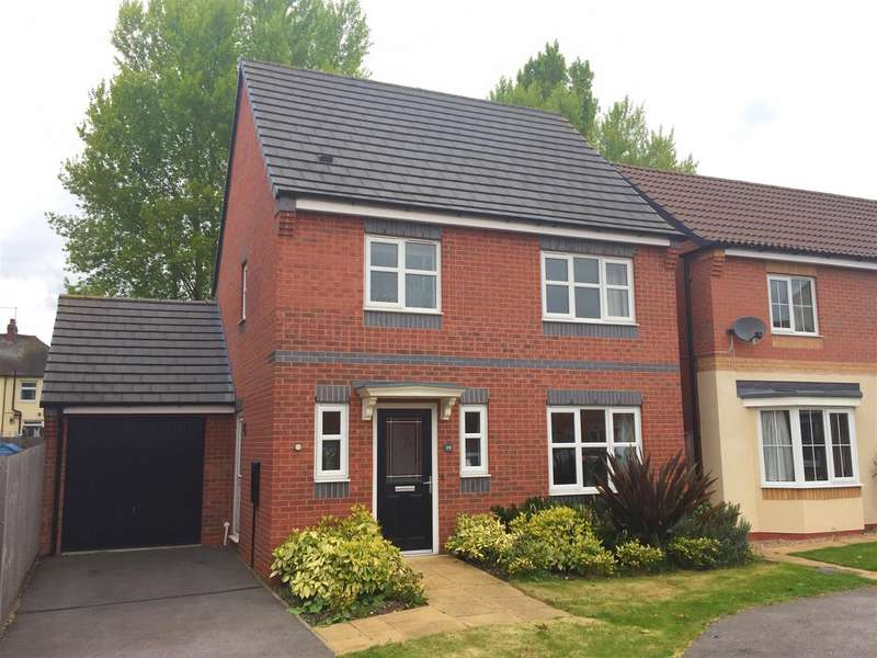 3 Bedrooms Property for sale in Panama Road, Burton-On-Trent