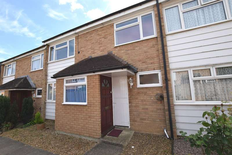 3 Bedrooms Terraced House for sale in Heighams, Harlow, CM19