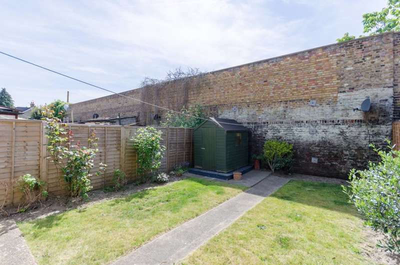 3 Bedrooms House for sale in Thorogood Gardens, Maryland, E15