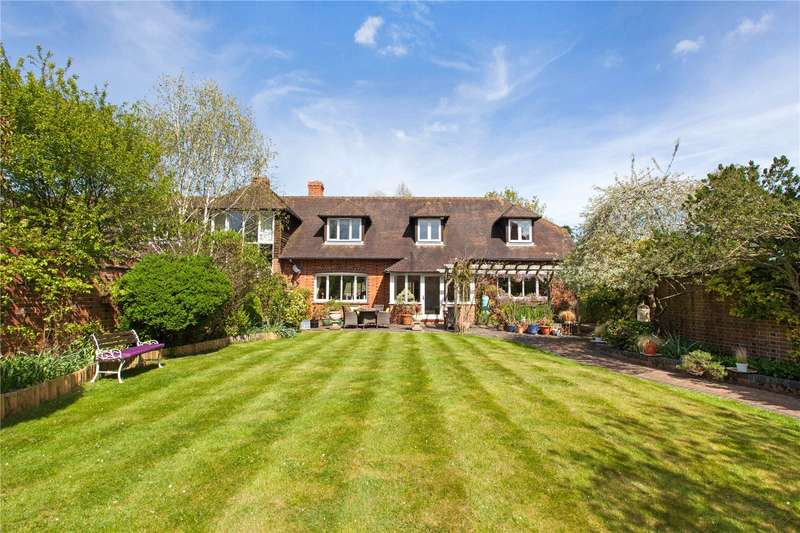 4 Bedrooms Barn Conversion Character Property for sale in Benham Chase, Stockcross, Newbury, Berkshire, RG20