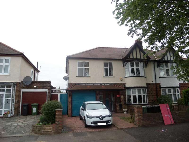 4 Bedrooms Semi Detached House for sale in Callander Road, London