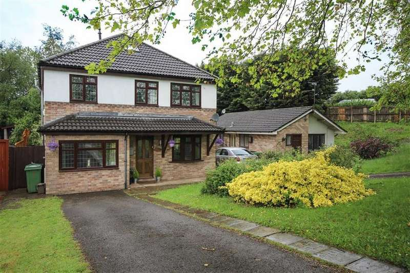 6 Bedrooms Detached House for sale in Coed Arian, Cardiff