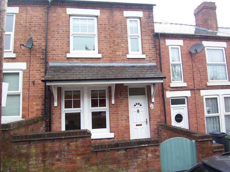 3 Bedrooms Terraced House for sale in Nelson Street, Heanor