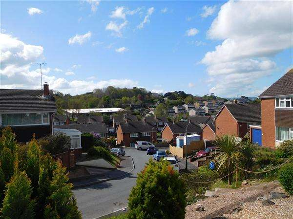 3 Bedrooms House for sale in Holne Rise, Broadfields, Exeter