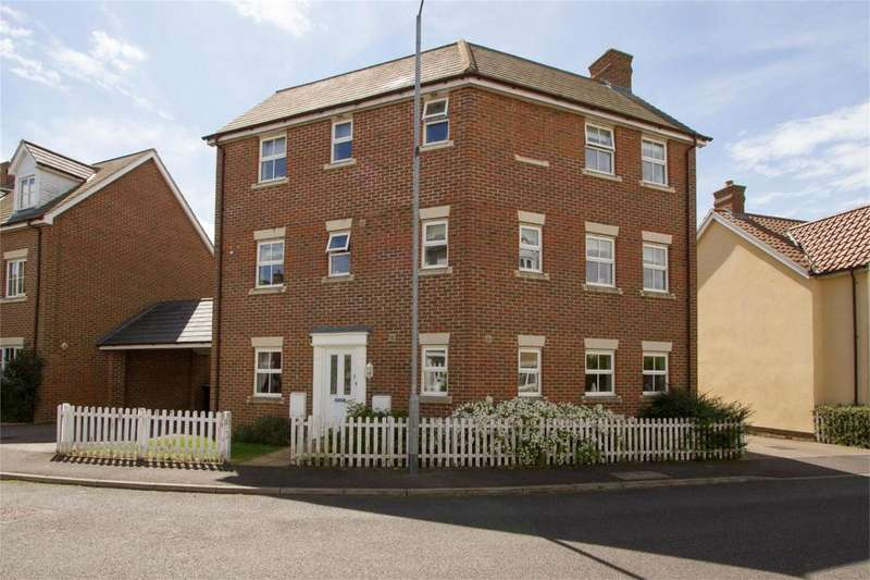 4 Bedrooms Detached House for sale in Lavender Road, Wymondham, Norfolk