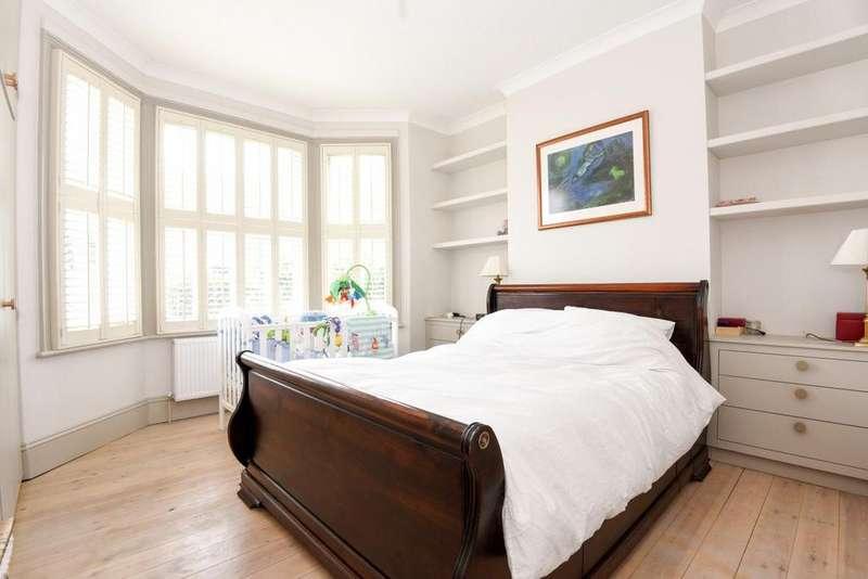 2 Bedrooms Flat for sale in Tressillian Road, Brockley, SE4