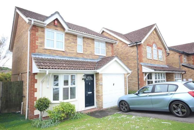 3 Bedrooms Detached House for sale in Windmill View, Patcham, Brighton