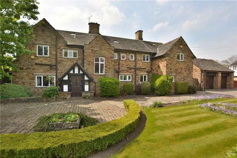 5 Bedrooms Detached House for sale in Beggars Roost, Sandmoor Drive, Leeds, West Yorkshire