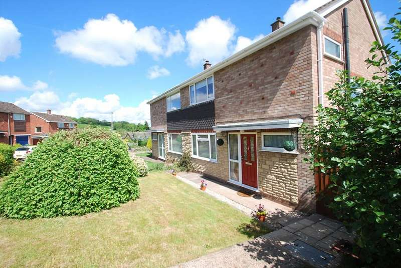 3 Bedrooms Semi Detached House for sale in Broadlands Drive, Malvern