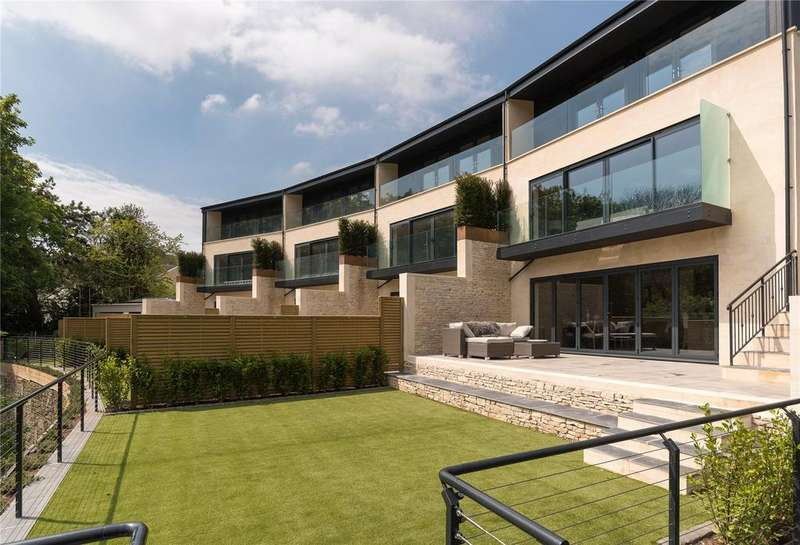 5 Bedrooms End Of Terrace House for sale in Greenway Crescent, Bath, BA2