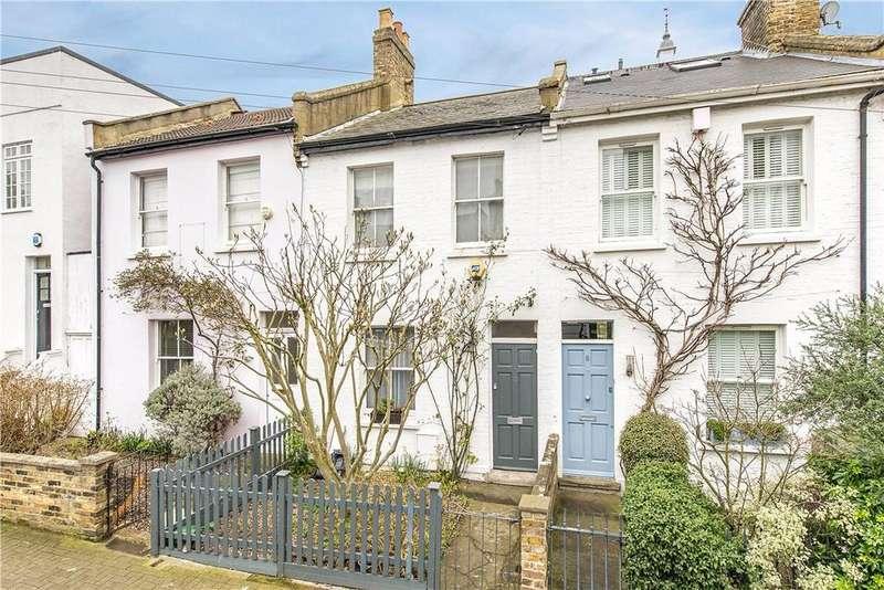 2 Bedrooms Terraced House for sale in Bellamy Street, London, SW12