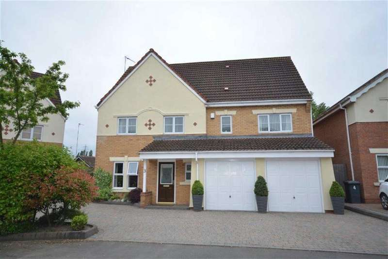 7 Bedrooms Detached House for sale in Snowdrop Close, Bedworth