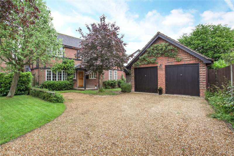 4 Bedrooms Detached House for sale in The Orchard, Hook, RG27