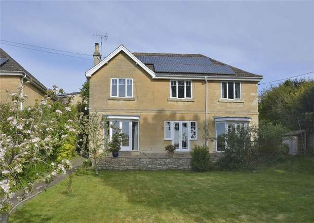5 Bedrooms Detached House for sale in 18 Belcombe Road, Bradford on Avon, Wiltshire