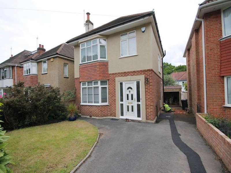 3 Bedrooms Detached House for rent in Normanhurst Avenue , Queens Park , Bournemouth