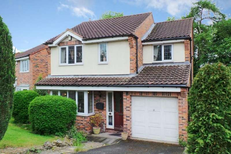 4 Bedrooms Detached House for sale in 18 Kingfisher Reach, Boroughbridge, YO51 9JS