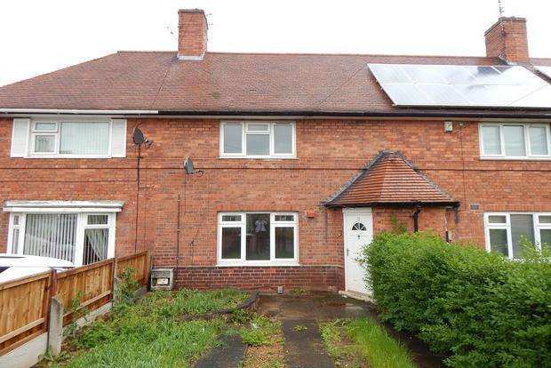 3 Bedrooms Terraced House for sale in Tunstall Crescent, Nottingham, NG8