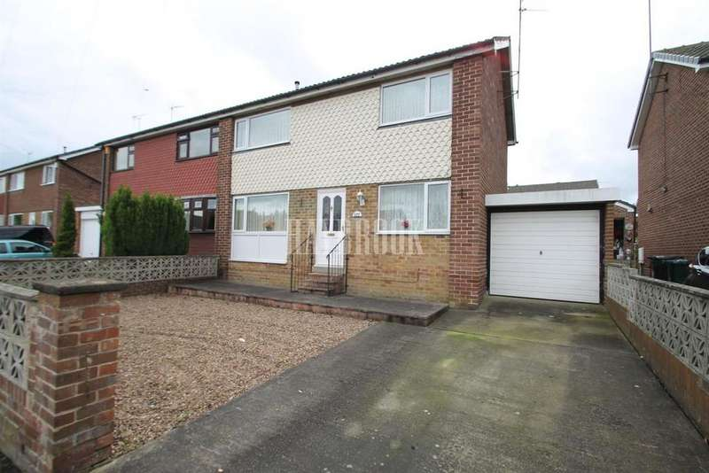 3 Bedrooms Semi Detached House for sale in Hague Avenue, Rawmarsh