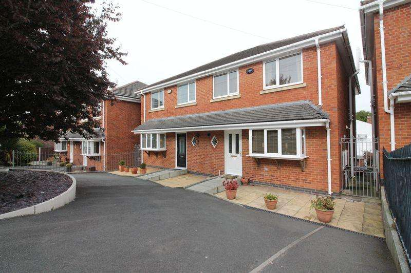 4 Bedrooms Semi Detached House for sale in Heather Brow, Prenton