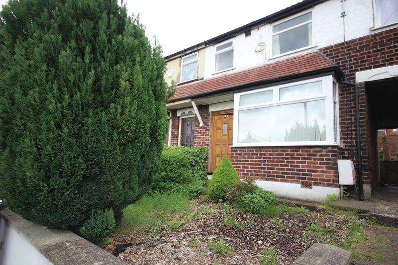3 Bedrooms Semi Detached House for rent in Caldecott Road, Manchester