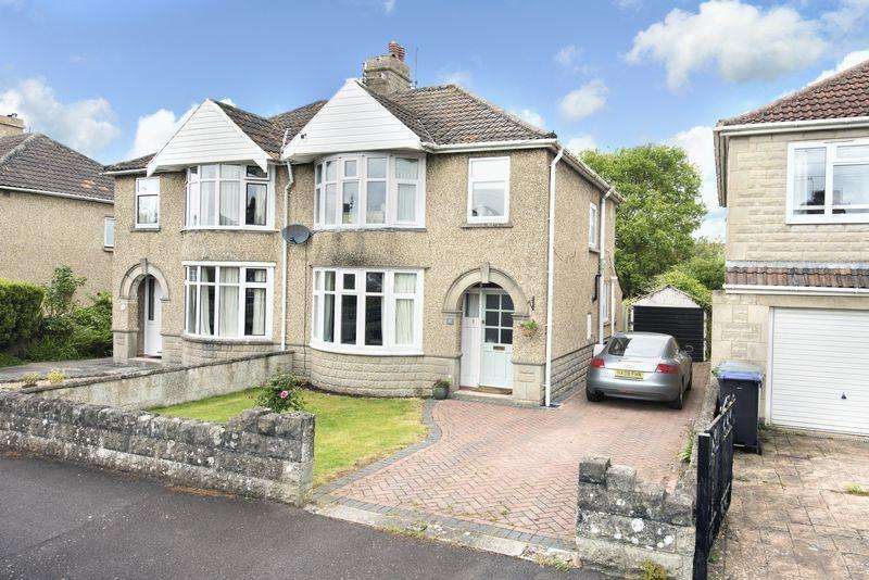 3 Bedrooms Semi Detached House for sale in The Croft, Trowbridge