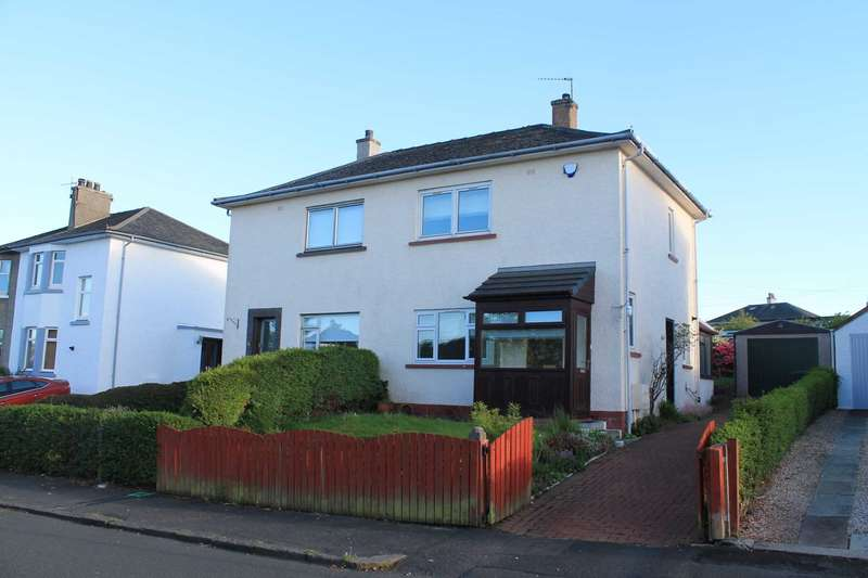 2 Bedrooms House for sale in Cairngorm Crescent, Paisley, PA2 8AW