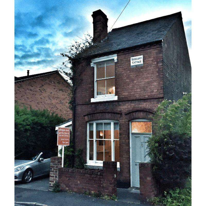 3 Bedrooms Detached House for sale in Hemming Street, Kidderminster DY11 6NB