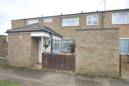 3 Bedrooms Terraced House for sale in Norwich Close, Stevenage, Hertfordshire