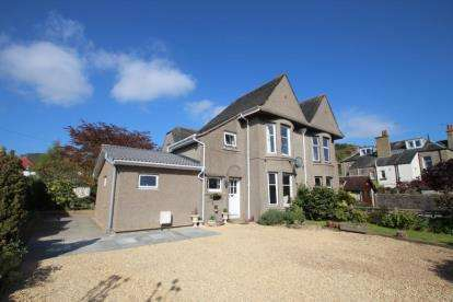 4 Bedrooms Semi Detached House for sale in Easter Cornton Road, Stirling