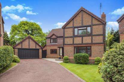 5 Bedrooms Detached House for sale in Canon Drive, Bowdon, Altrincham, Greater Manchester