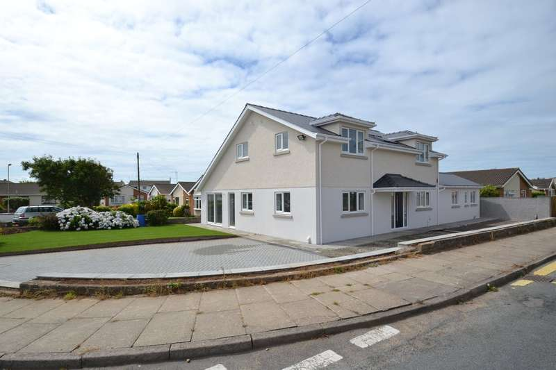 4 Bedrooms Detached House for sale in 9 Caldy Close, Nottage, Porthcawl, Bridgend County Borough, CF36 3QL.