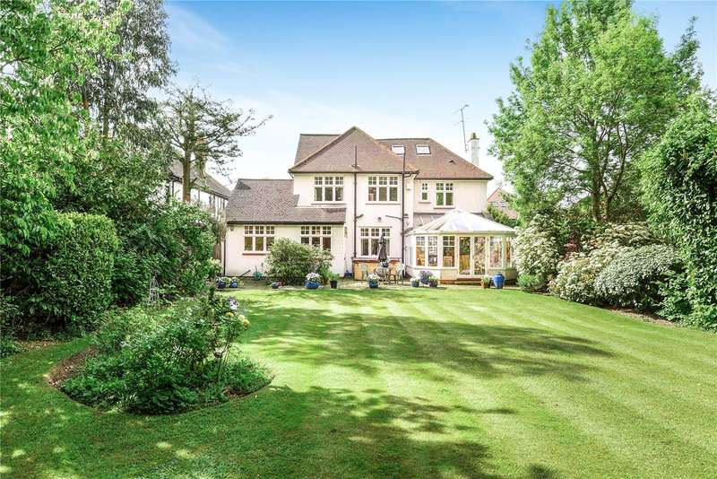 6 Bedrooms House for sale in Cassiobury Park Avenue, Watford, Hertfordshire, WD18