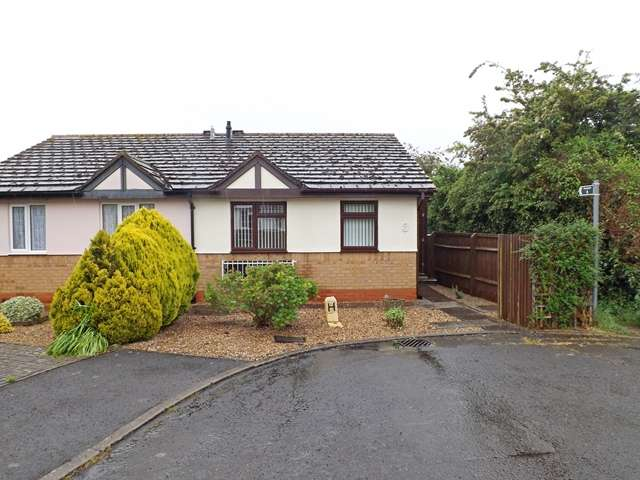 2 Bedrooms Semi Detached Bungalow for sale in Amber Rise, 91 St. Marys Road