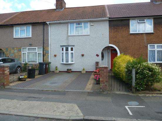 2 Bedrooms Terraced House for sale in Bentry Road, DAGENHAM RM9