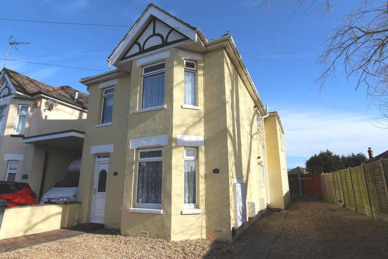 4 Bedrooms Detached House for sale in Shaftesbury Road, Bournemouth BH8