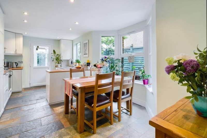 3 Bedrooms End Of Terrace House for sale in Aldeburgh Street, Greenwich, London, SE10