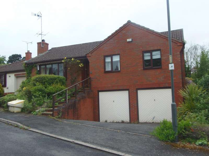 3 Bedrooms Detached Bungalow for sale in 22 Stonehill Drive, BROMYARD HR7